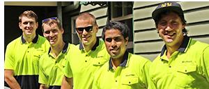MiniMovers Professional Removals Team