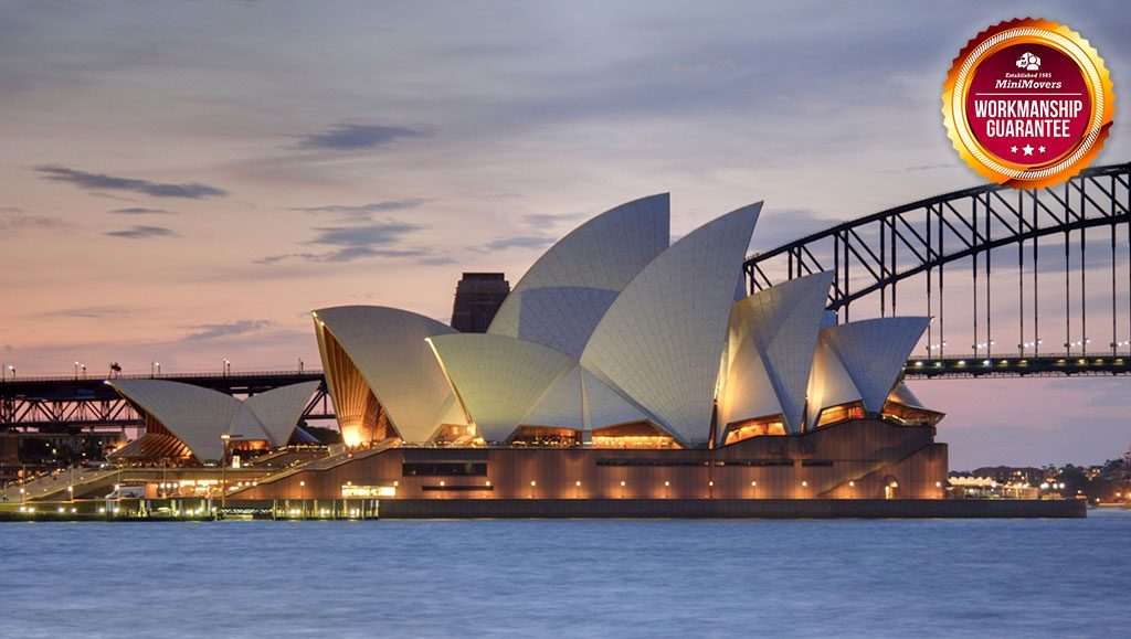 Removalists Sydney Opera House
